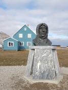 Buste d'Amundsen
